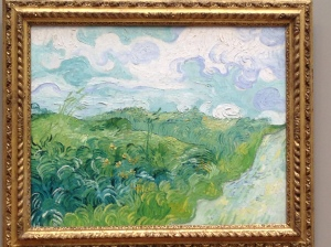 National Gallery of Art - an amazing (recently acquired) Van Gogh!