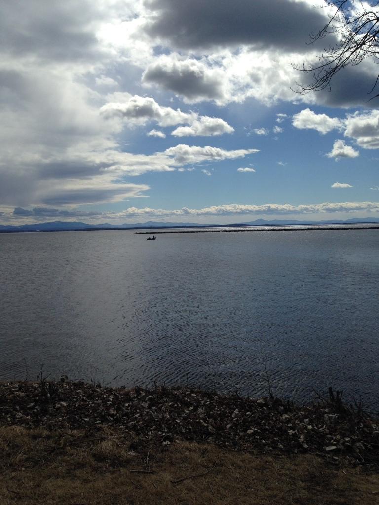 Nothing like some lake miles