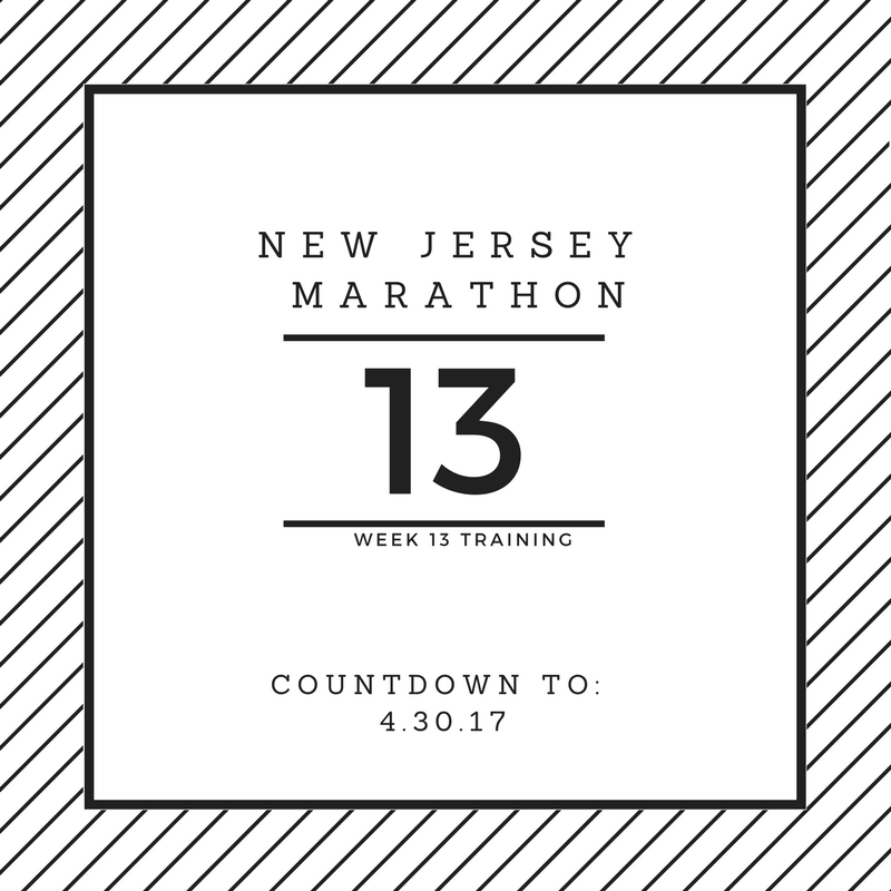 ndnj marathon trainingwk 13
