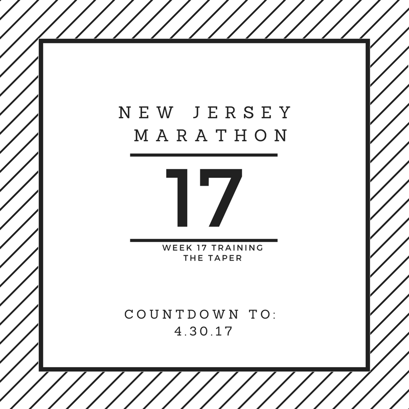 ndnj marathon trainingwk 17