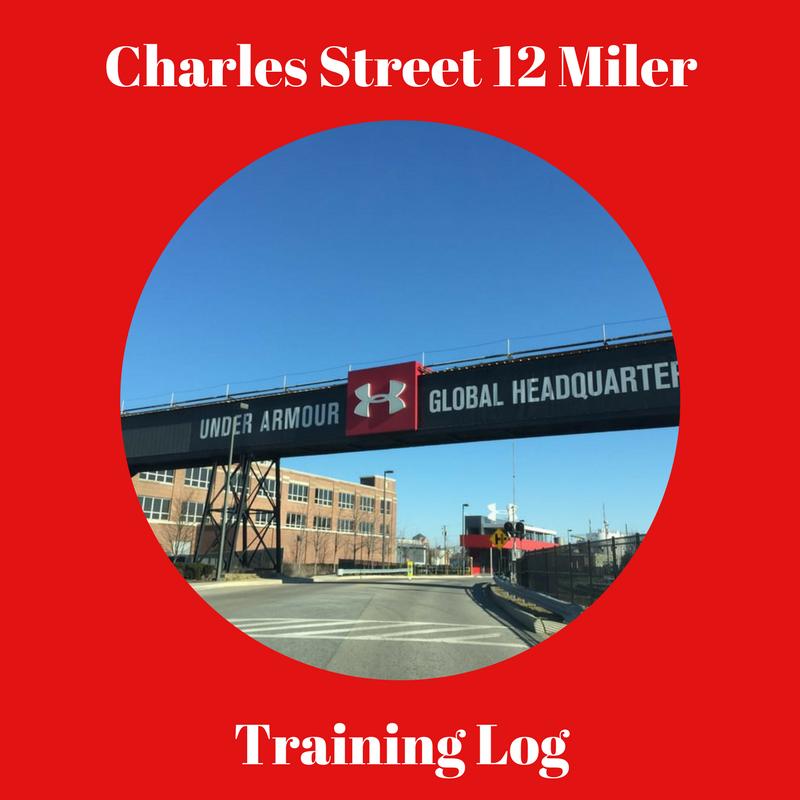 Charles Street 12 Miler